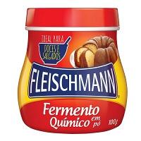 Fermento em pó Fleischmann 100g