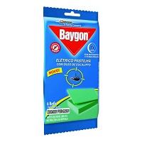 Repelente pastilha eucalipto Baygon refil (6 unid.)