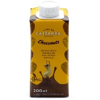 Bebida vegetal Choconuts A Tal da Castanha 200ml