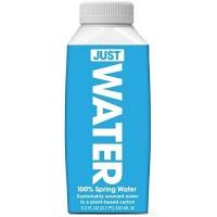 Água alcalina sem gás Just Water Ph8 Natural 330ml