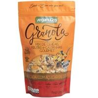 Granola salgada gourmet mix de de cereais, frutas e castanhas Veganutris 250g