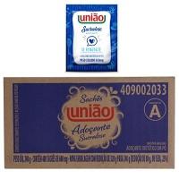 Adoçante em pó dietético União sucralose caixa 240g