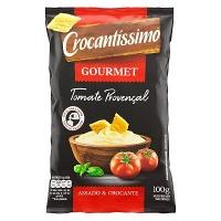 Salgadinho Crocantíssimo Gourmet tomate Provençal 100g