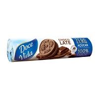 Biscoito recheado zero açucar chocolate Doce Vida 120g