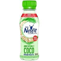 Bebida de arroz integral e coco Nesfit Nestlé 260ml