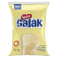 Achocolatado em pó Galak 1,01kg