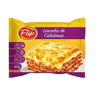 Lasanha de calabresa Flip Pif Paf 600g