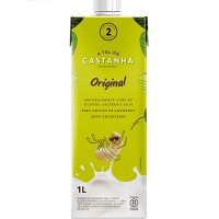 Bebida vegetal Original A Tal da Castanha 1L