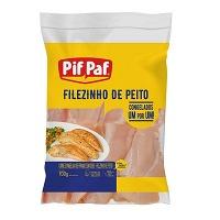 Filézinho de peito de frango sassami Pif Paf 700g