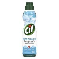 Limpador multiuso Cif perfumes purificante 450ml