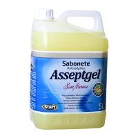 Sabonete líquido antisséptico Asseptgel 5L