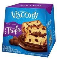 Panettone sabor trufa Visconti 450g