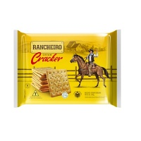 Biscoito cream cracker Rancheiro 300g
