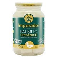 Palmito de açai inteiro orgânico Imperador 300g