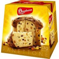 Panettone tradicional Bauducco 1kg