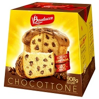 Chocottone Bauducco 908g