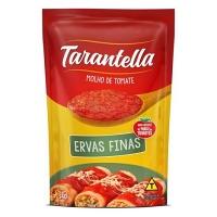 Molho de tomate sabor ervas finas Tarantella sachê 340g