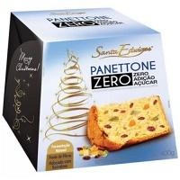Panettone frutas zero adição de açúcar Santa Edwiges 400g