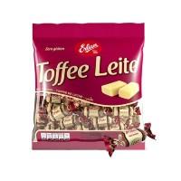 Bala mastigável de leite Toffee Erlan 100g