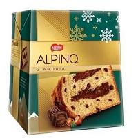 Panettone Alpino gianduia Nestlé 400g