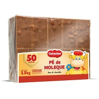 Pé de moleque Gulosina 1,5kg