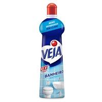 Limpador Veja banheiro antibac sem cloro squeeze 500ml