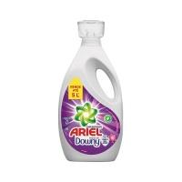 Sabão líquido lava roupas concentrado Ariel toque de Downy 1,2 lts