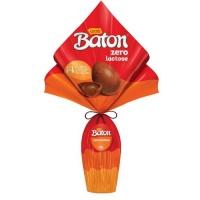 Ovo de Páscoa zero lactose Baton Garoto 140g