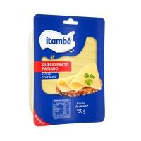 Queijo prato fatiado Itambé 150g