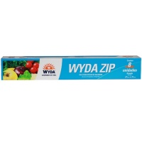 Saco hermético Zip Wyda grande 27 x 31 cm (8 unidades)