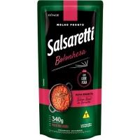 Molho de tomate bolonhesa Salsaretti 340g