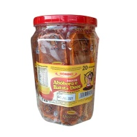 Doce de abóbora e batata doce Moreno pote 1,1kg