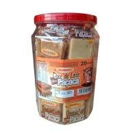 Doce de leite com paçoca Moreno pote 1,1kg