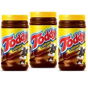 Achocolatado Toddy 400g (pacote c/3 unid.)