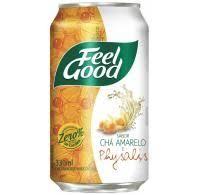 Chá amarelo c/ physalis Feel Good lata 330ml