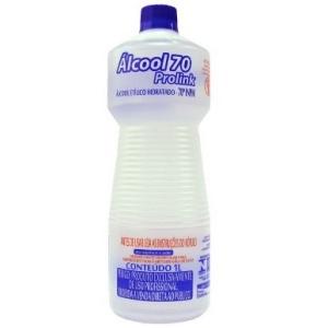 Álcool multiuso 70° 1L