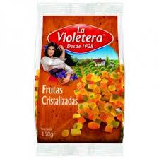 Frutas secas La Violetera 500g.
