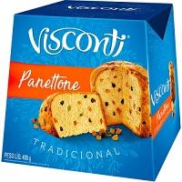 Panettone tradicional Visconti  400g