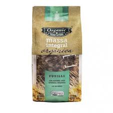 Massa orgânica integral Organic Natural 400g