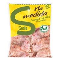 Coxinha da asa de frango congelada Sadia 1kg